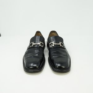 Ferragamo Vintage Mens Dress Shoe 9